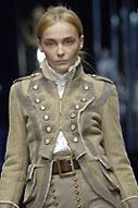 2. Одежда жокеев пришлась по душе всем дизайнерам одновременно.