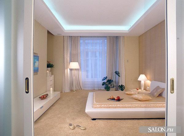дизайн спальни 14 кв м с балконом - Стиль жизни.