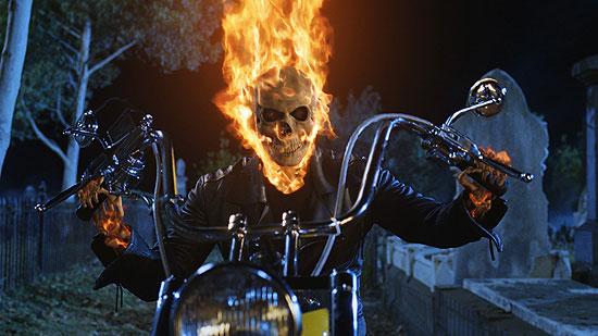 Огненный всадник фильм
